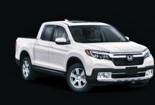2022 Honda Ridgeline Redesign