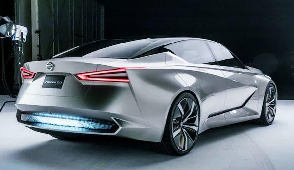 2022 Nissan Maxima Hybrid