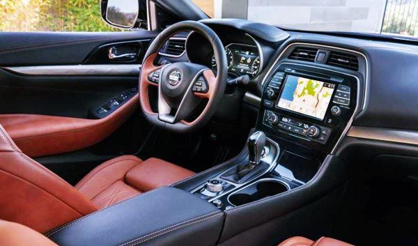 2022 Nissan Maxima Redesign Interior