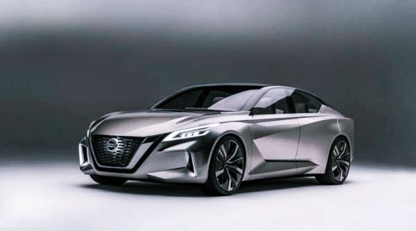 2022 Nissan Maxima Redesign