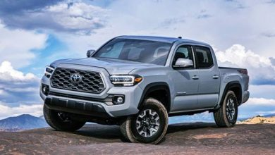 Photo of 2022 Toyota Tacoma Redesign