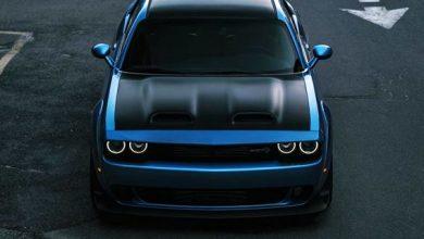 Dodge Challenger Redesign 2022