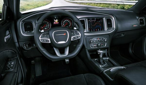New 2022 Dodge Durango Interior