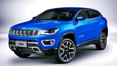 Photo of New 2022 Jeep Compass Refresh