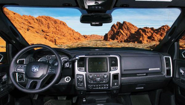 New 2022 Ram 2500 Interior