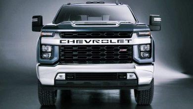 New Chevy Silverado 2022 Design