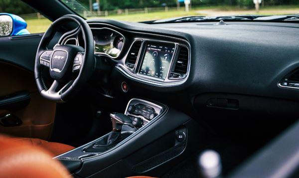 New Dodge Challenger 2022 Interior