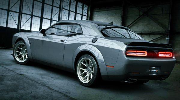New Dodge Challenger 2022