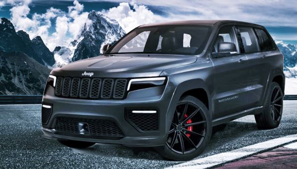 New Jeep Suv 2022 Grand Cherokee