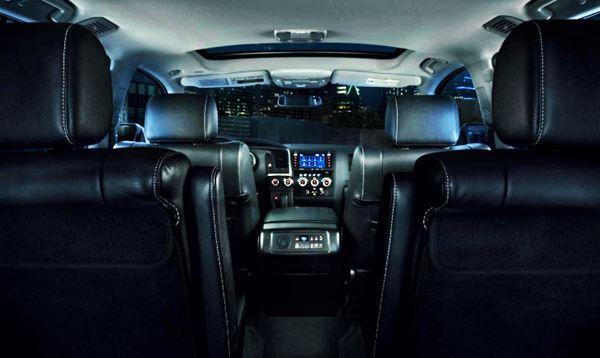 New Toyota Sequoia 2021 Interior