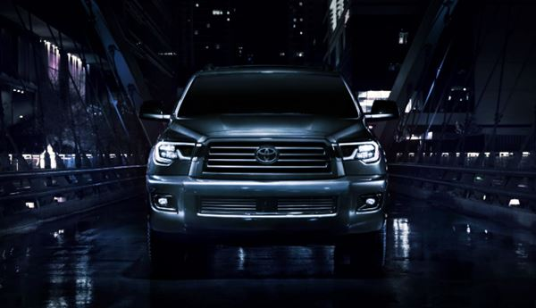 New Toyota Sequoia 2021 Review