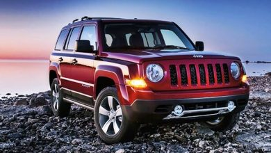 Photo of 2021 Jeep Patriot New Design
