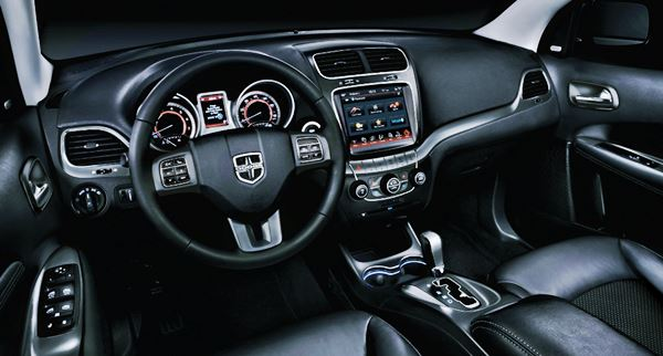 2022 Dodge Journey Interior