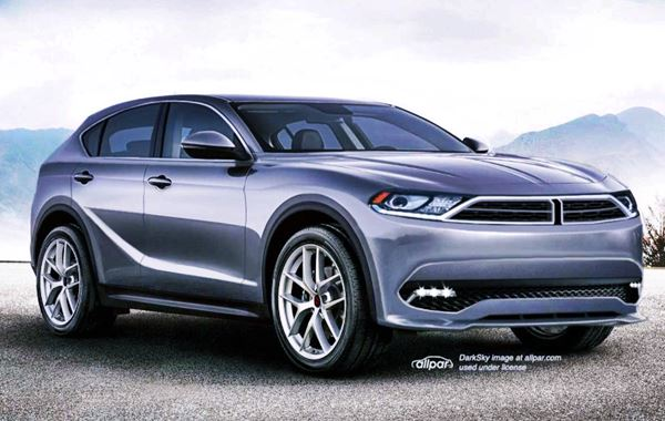 2022 Dodge Journey Redesign