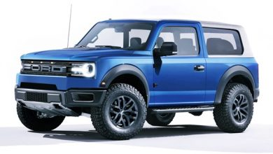Photo of 2022 Ford Bronco New Design