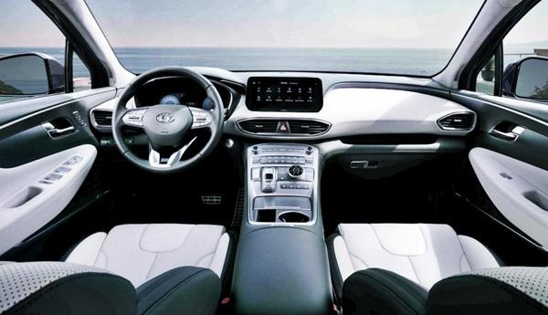 2022 Hyundai Santa FE Redesign Interior