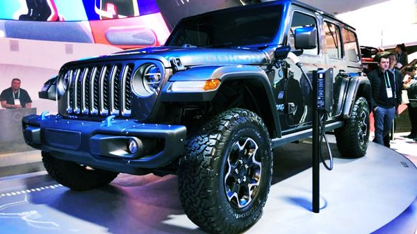 2022 Jeep Wrangler Rubicon Hybrid