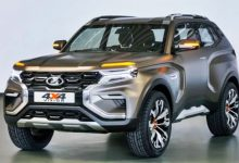 Lada Niva 4x4 2021 New Design