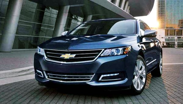 New 2021 Chevy Impala Redesign