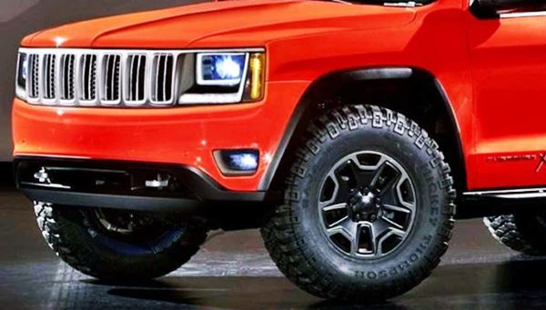New 2021 Jeep Cherokee XJ Rendered