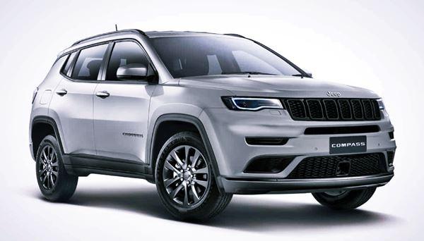 New 2021 Jeep Compass Turbo Engine