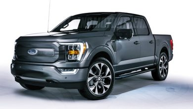 New 2022 Ford F150 Redesign