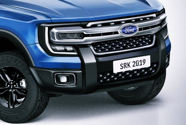 New 2022 Ford F150 Redesign Concept