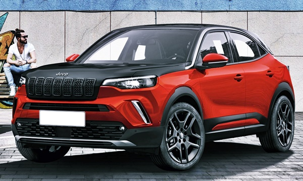 New 2022 Jeep Compass Design