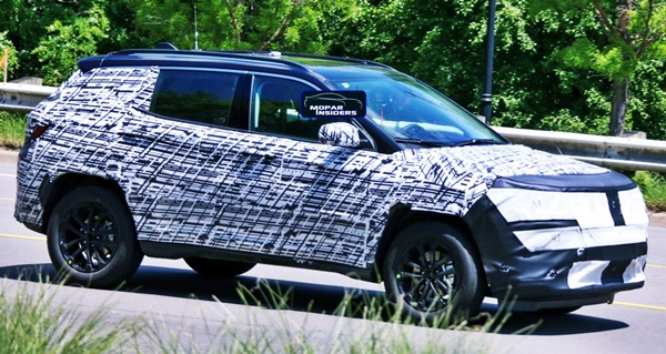 New 2022 Jeep Compass Exterior