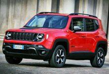 New Jeep Renegade 2022 Design