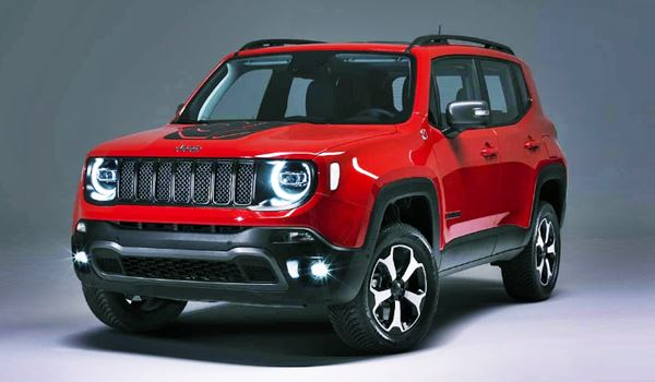 New Jeep Renegade 2022 Model