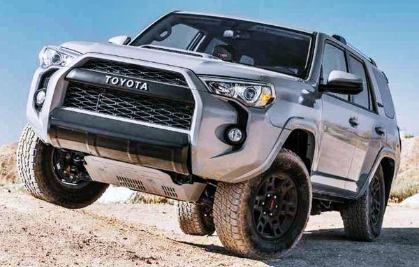 2022 Toyota 4Runner Exterior Redesign