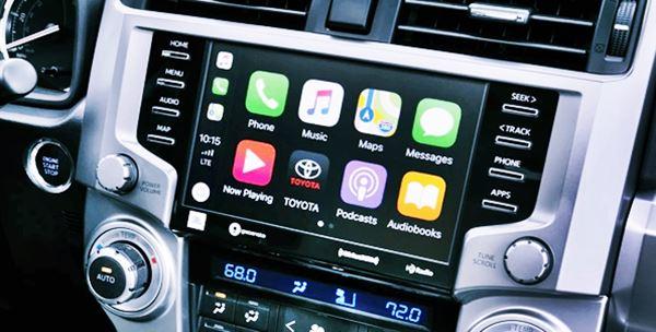 2022 Toyota 4Runner Features