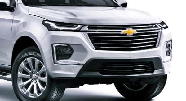 2023 Chevy Colorado Design