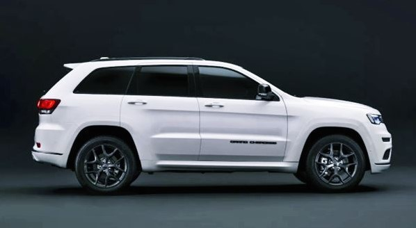 2023 Jeep Grand Cherokee Design Exterior