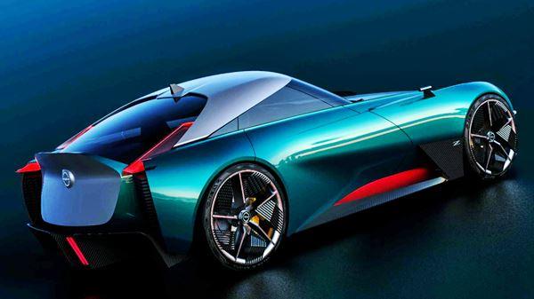 New 2022 Nissan 400z Design