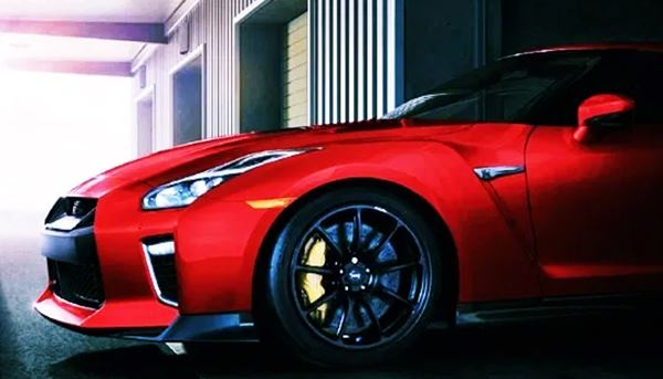 New 2022 Nissan GTR Redesign