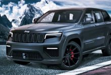 New 2023 Jeep Cherokee Rendering