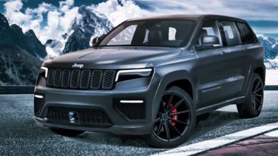 Photo of New 2023 Jeep Cherokee Rendering