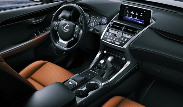 2022 Lexus NX Redesign Interior