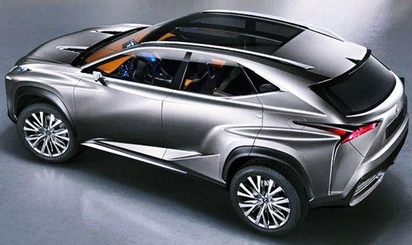 2022 Lexus RX 350 New Design