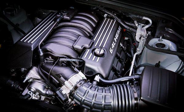 2023 Jeep Wrangler 392 Concept Engine Specs
