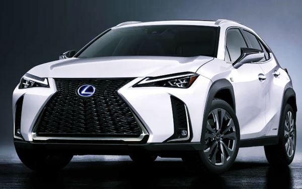 New 2022 Lexus RX 350 Redesign