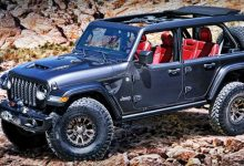 New 2023 Jeep Wrangler 392 Concept First Look