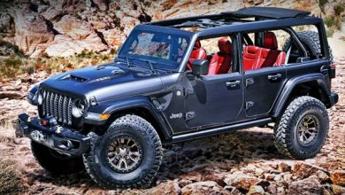 Photo of New 2023 Jeep Wrangler 392 Concept First Look