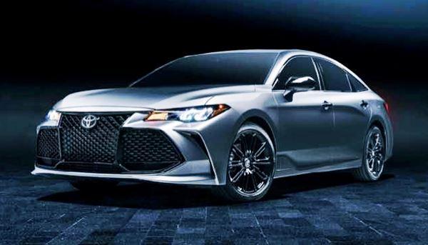 New 2023 Toyota Avalon Exterior Redesign