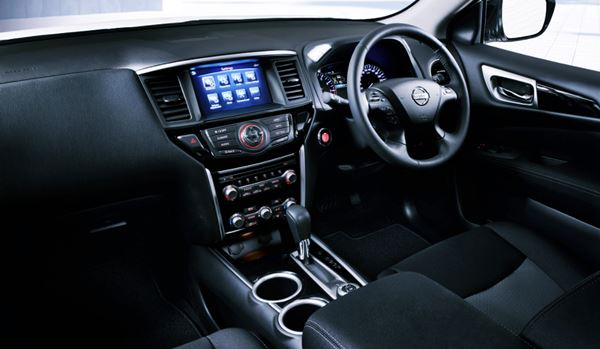 2021 Nissan Pathfinder Interior Redesign