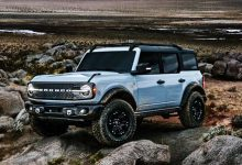 2022 Ford Bronco Price Release