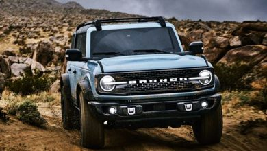 2023 Ford Bronco Raptor Redesign