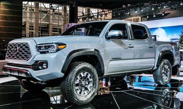New 2023 Toyota Tacoma Concept Design